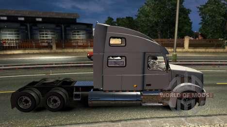 Volvo VT880 v 2.0 для Euro Truck Simulator 2