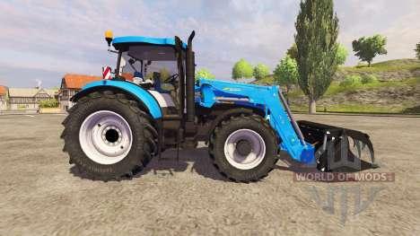 New Holland T7040 FL для Farming Simulator 2013