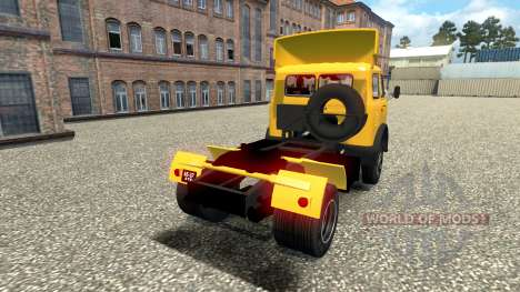 МАЗ-504 v2.0 для Euro Truck Simulator 2