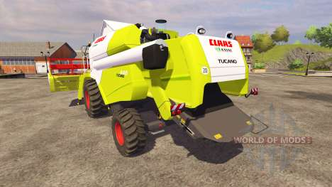 CLAAS Tucano 440 для Farming Simulator 2013