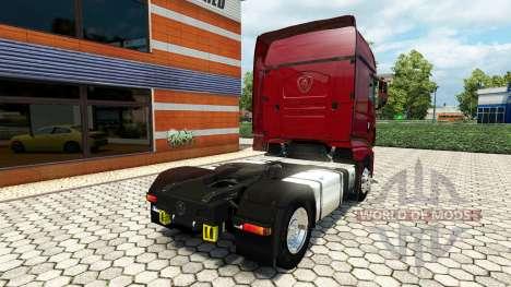 Scania R700 v2.2 для Euro Truck Simulator 2