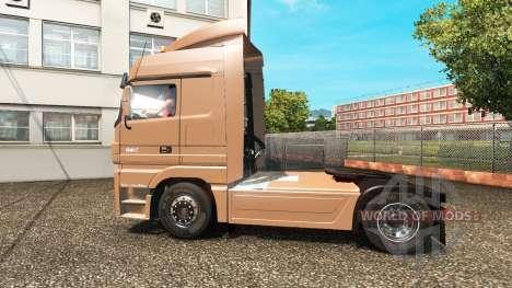 Mercedes-Benz Actros MP2 для Euro Truck Simulator 2