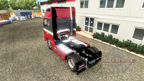 Volvo FH12 XL для Euro Truck Simulator 2