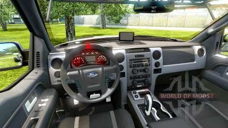 Ford F-150 SVT Raptor 2012 v2.0 для Euro Truck Simulator 2