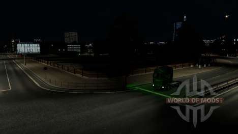 Изменение погоды для Euro Truck Simulator 2