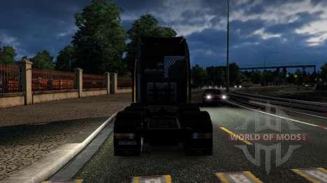 Mercedes-Benz Actros 4160 SLT 8x4 Titan для Euro Truck Simulator 2
