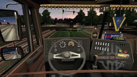 International 9800 P Edit для Euro Truck Simulator 2