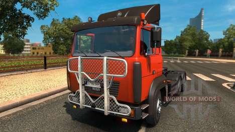 МАЗ 6422M для Euro Truck Simulator 2