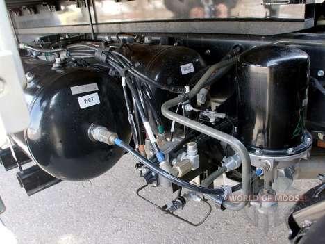 Звуки воздушного тормоза для Euro Truck Simulator 2