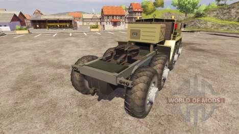 МАЗ-537 для Farming Simulator 2013