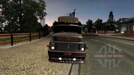 Mercedes-Benz 1934 для Euro Truck Simulator 2