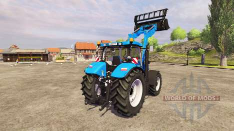 New Holland T7040 FL для Farming Simulator 2013