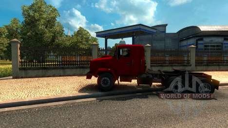 КрАЗ 6443 для Euro Truck Simulator 2