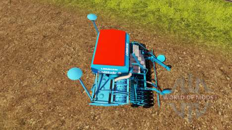 Lemken Solitar 9 для Farming Simulator 2013