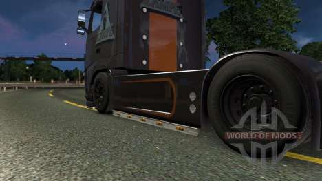 Volvo FH The Xtreme для Euro Truck Simulator 2