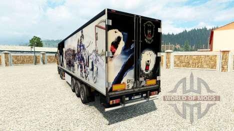 Berlin Polarbears для Euro Truck Simulator 2
