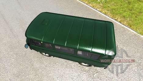 УАЗ-2206 Буханка для BeamNG Drive