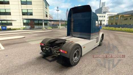 ЗиЛ ММЗ 5423 для Euro Truck Simulator 2