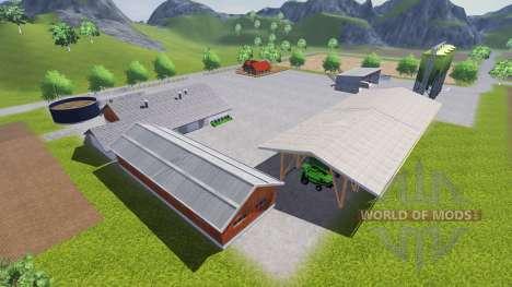 TuneWar v1.2 для Farming Simulator 2013