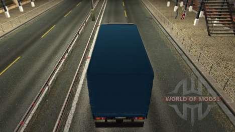 КамАЗ 43118 с кузовом для Euro Truck Simulator 2