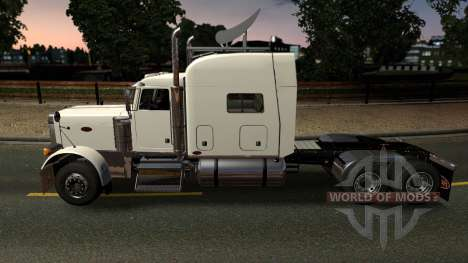 Peterbilt 379 CAT для Euro Truck Simulator 2