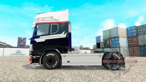 Scania R 2008 для Euro Truck Simulator 2