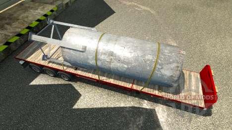 Полуприцепы Repintado для Euro Truck Simulator 2