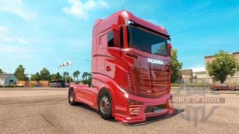 Scania R1000 Concept v3.5 для Euro Truck Simulator 2