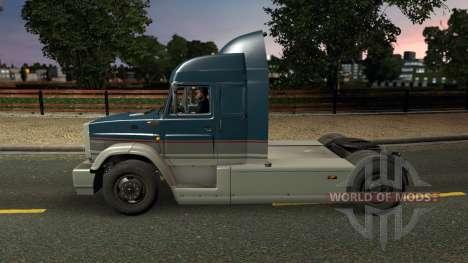 ЗИЛ 5423 для Euro Truck Simulator 2