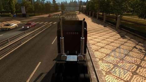 Peterbilt 386 для Euro Truck Simulator 2