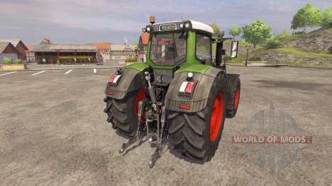 Fendt 936 Vario [fixed] для Farming Simulator 2013