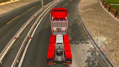 Scania T v1.7.1 Review для Euro Truck Simulator 2