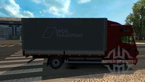 Mercеdes-Benz 1853 для Euro Truck Simulator 2