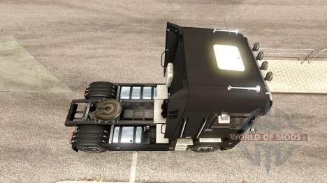 Renault Magnum Legend v2.0 для Euro Truck Simulator 2
