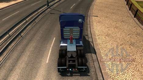 Kenworth T660 для Euro Truck Simulator 2