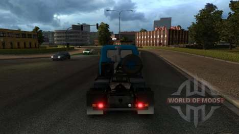 МАЗ 504 для Euro Truck Simulator 2