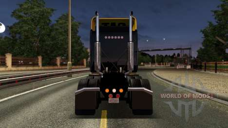 Peterbilt 386 Deluxe Edition для Euro Truck Simulator 2