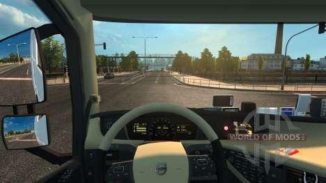 Volvo FH4 540 для Euro Truck Simulator 2