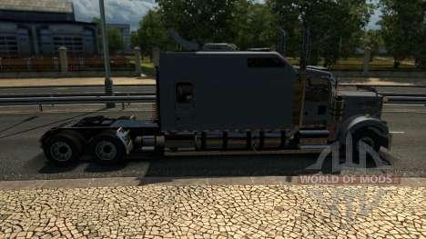Kenworth Long Edition для Euro Truck Simulator 2