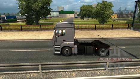 КамАЗ 5490 для Euro Truck Simulator 2