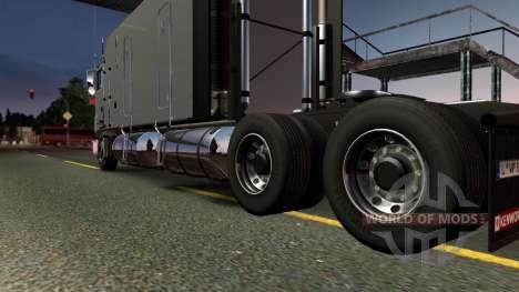 Kenworth K100 Long Frame для Euro Truck Simulator 2