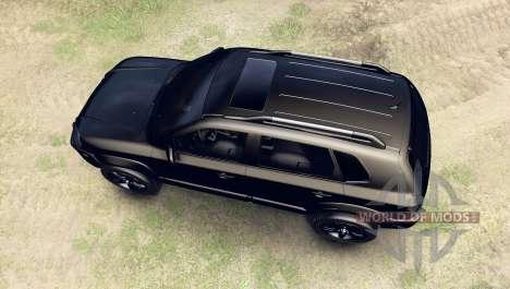 Hyundai Tucson для Spin Tires