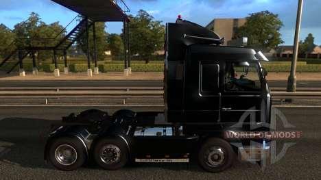 Scania 143M 3.2 для Euro Truck Simulator 2