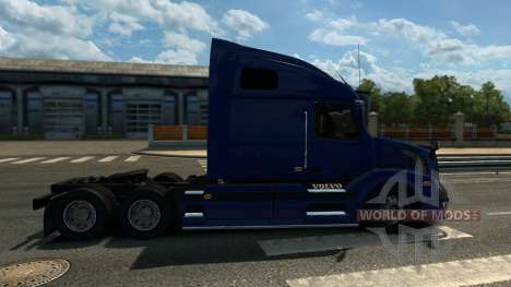 Volvo VNL 670 для Euro Truck Simulator 2