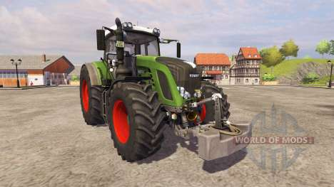 Fendt 936 Vario [fixed] для Farming Simulator 2013
