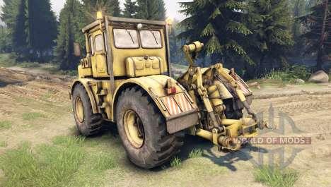 К-700 Кировец для Spin Tires