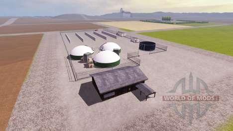Kansas v1.1 для Farming Simulator 2013