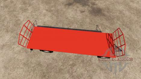 Прицеп Agroliner для тюков для Farming Simulator 2013