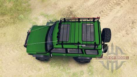 Land Rover Discovery для Spin Tires