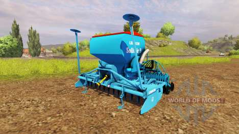 Lemken Solitar 9 для Farming Simulator 2013